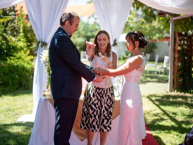 El matrimonio de Karen y Jonathan en Maipú, Santiago 12