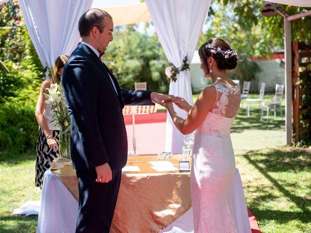 El matrimonio de Karen y Jonathan en Maipú, Santiago 14