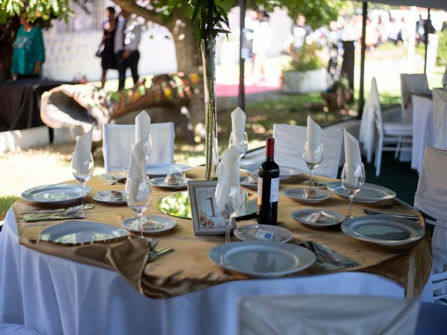 El matrimonio de Karen y Jonathan en Maipú, Santiago 17