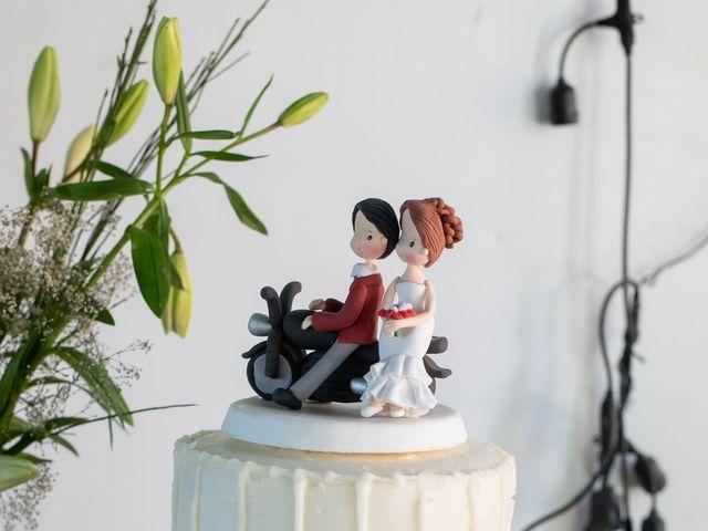 El matrimonio de Karen y Jonathan en Maipú, Santiago 21