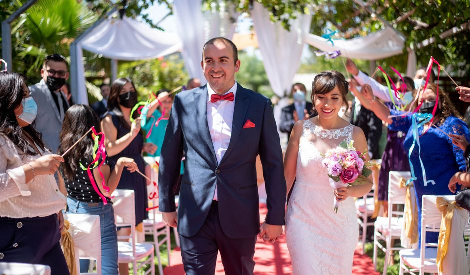 El matrimonio de Karen y Jonathan en Maipú, Santiago