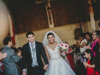 El matrimonio de Pilar y Andrés