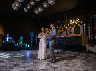 El matrimonio de Fabiola y Rodrigo