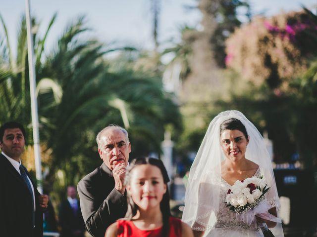 El matrimonio de Andrés y Pilar en Machalí, Cachapoal 15
