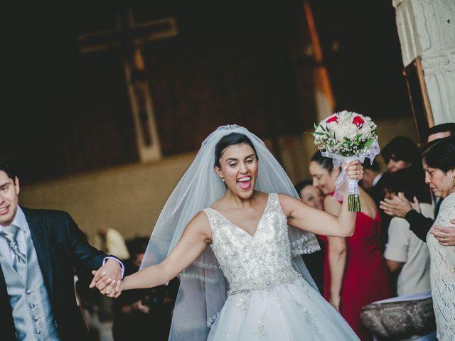 El matrimonio de Andrés y Pilar en Machalí, Cachapoal 20