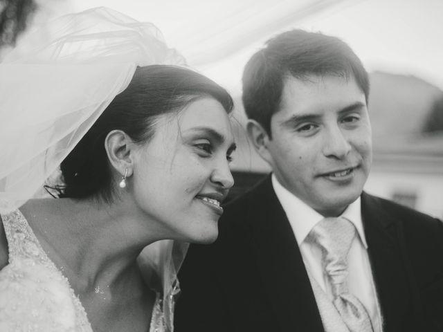 El matrimonio de Andrés y Pilar en Machalí, Cachapoal 23