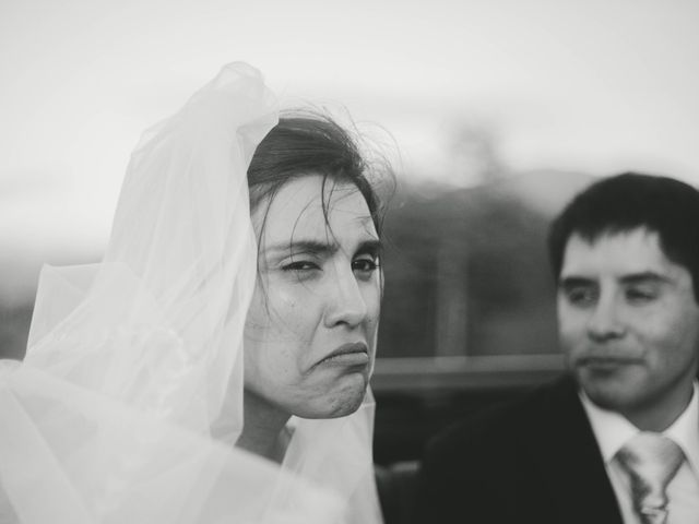 El matrimonio de Andrés y Pilar en Machalí, Cachapoal 25