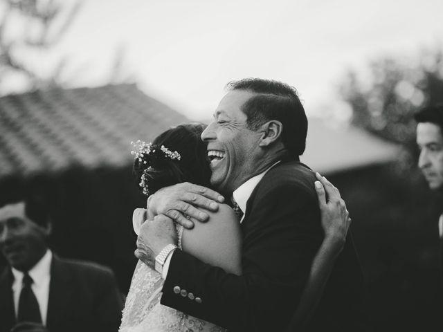 El matrimonio de Andrés y Pilar en Machalí, Cachapoal 35