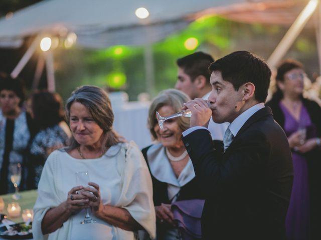 El matrimonio de Andrés y Pilar en Machalí, Cachapoal 36