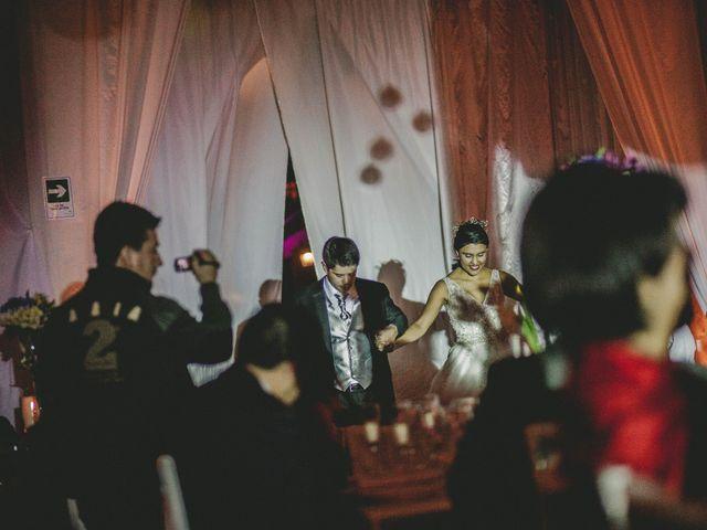 El matrimonio de Andrés y Pilar en Machalí, Cachapoal 37