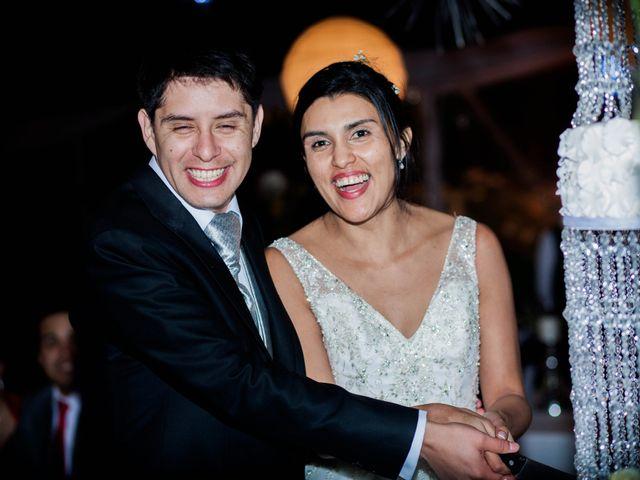 El matrimonio de Andrés y Pilar en Machalí, Cachapoal 44