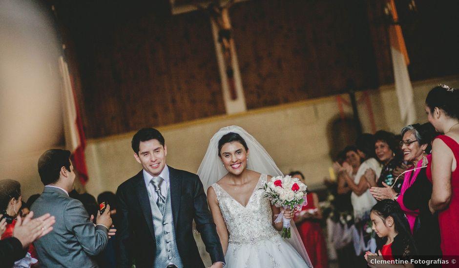El matrimonio de Andrés y Pilar en Machalí, Cachapoal
