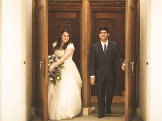 El matrimonio de Jenny y Elkan 2