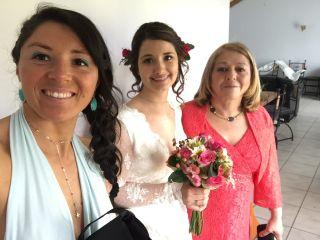 El matrimonio de Andrea y Mauricio  3
