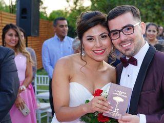 El matrimonio de Vanessa  y Patricio 2