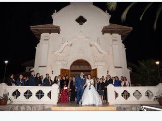 El matrimonio de Yolanda  y Jorge 3