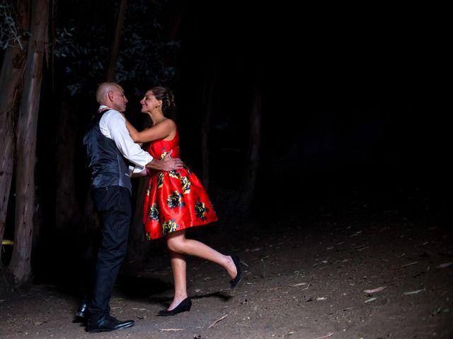 El matrimonio de Elena y Gonzalo