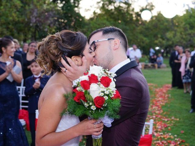 El matrimonio de Vanessa  y Patricio