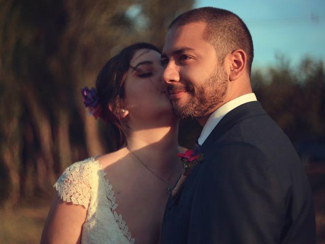 El matrimonio de Natalia y Edmundo