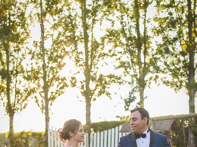 El matrimonio de Paulo y Camila en Calera de Tango, Maipo 3