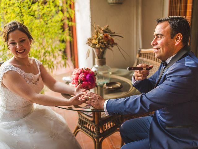 El matrimonio de Paulo y Camila en Calera de Tango, Maipo 1