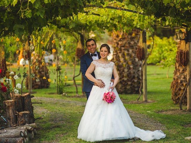 El matrimonio de Paulo y Camila en Calera de Tango, Maipo 2