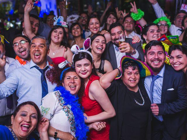 El matrimonio de Paulo y Camila en Calera de Tango, Maipo 6