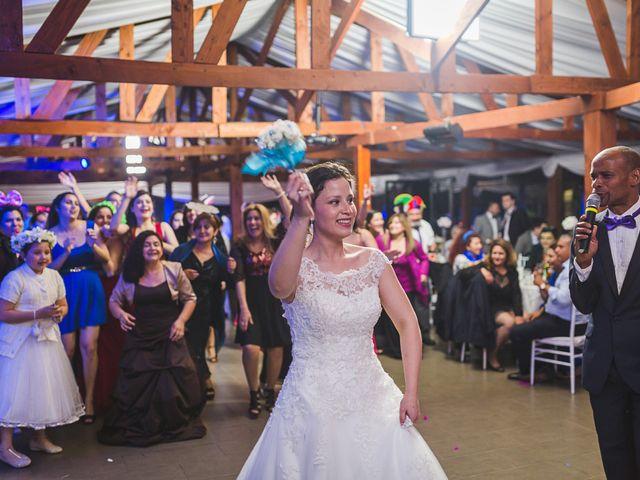 El matrimonio de Paulo y Camila en Calera de Tango, Maipo 8
