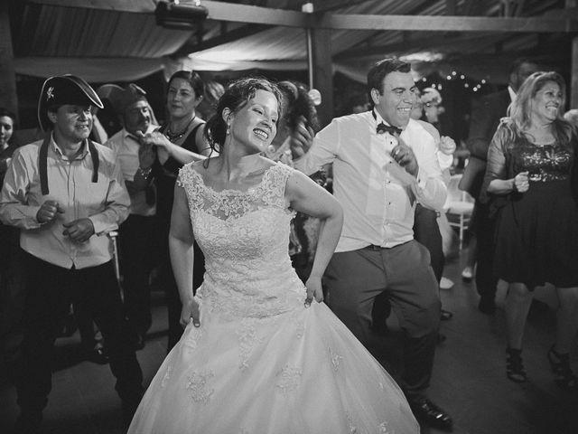 El matrimonio de Paulo y Camila en Calera de Tango, Maipo 9