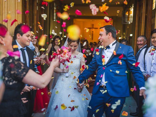 El matrimonio de Paulo y Camila en Calera de Tango, Maipo 15
