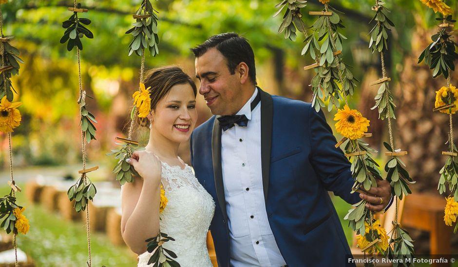 El matrimonio de Paulo y Camila en Calera de Tango, Maipo