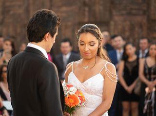 El matrimonio de Julio y Alicia
