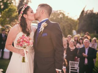 El matrimonio de Paula y Sixto 1