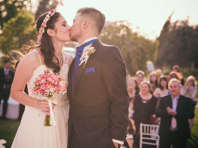 El matrimonio de Paula y Sixto