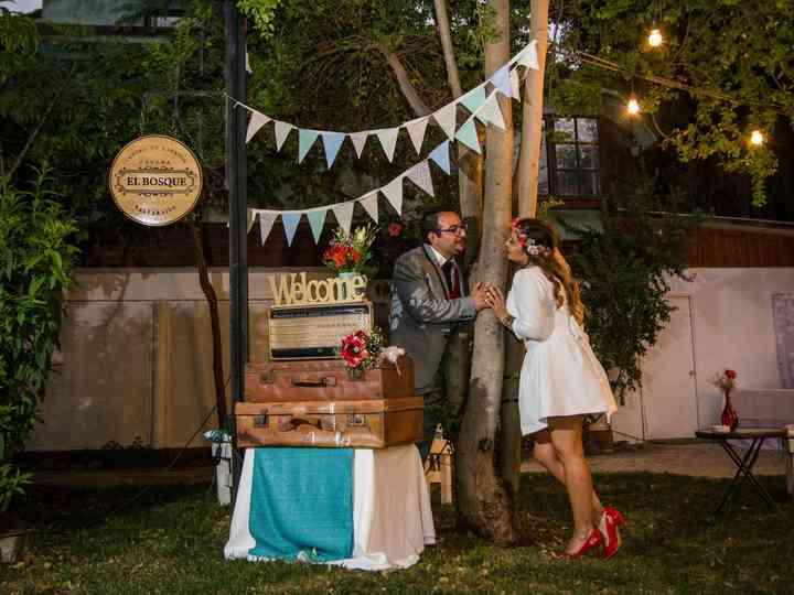 El matrimonio de Myriam y Jordan