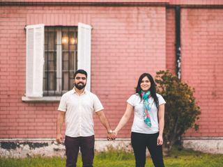 El matrimonio de Myriam y Benjamín 1