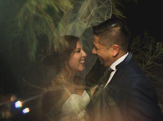 El matrimonio de Alexa y Pablo
