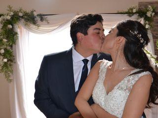El matrimonio de Veronica y Fernando