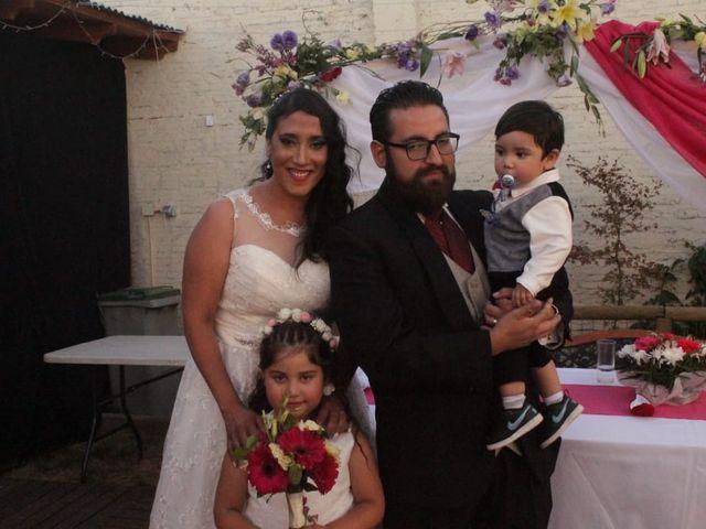 El matrimonio de Romina y Manuel