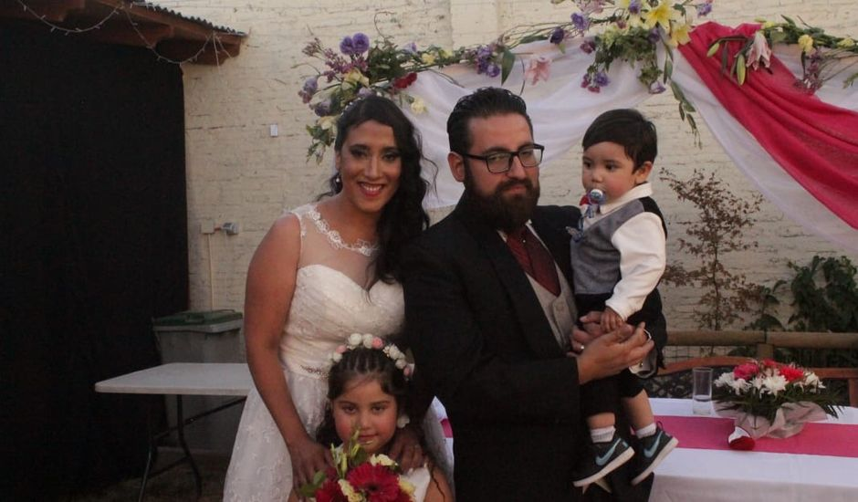 El matrimonio de Manuel y Romina en San Ramón, Santiago