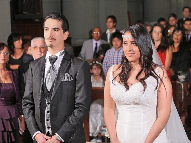 El matrimonio de Martín y Daniela en Viña del Mar, Valparaíso 5