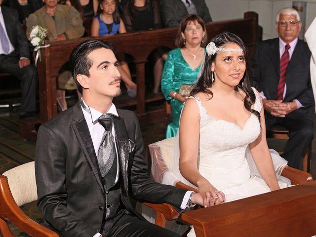 El matrimonio de Martín y Daniela en Viña del Mar, Valparaíso 6