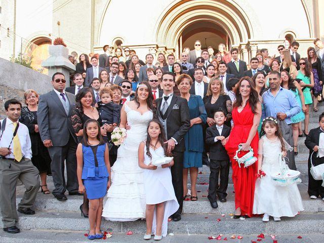 El matrimonio de Martín y Daniela en Viña del Mar, Valparaíso 13