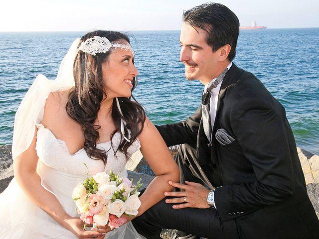 El matrimonio de Martín y Daniela en Viña del Mar, Valparaíso 16