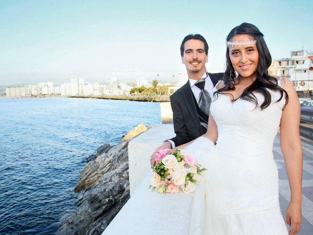 El matrimonio de Martín y Daniela en Viña del Mar, Valparaíso 17