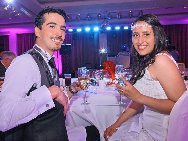 El matrimonio de Martín y Daniela en Viña del Mar, Valparaíso 27
