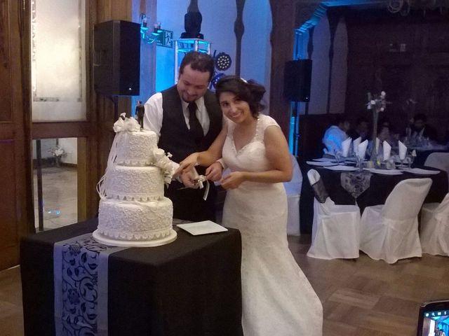 El matrimonio de Carmen y Sergio