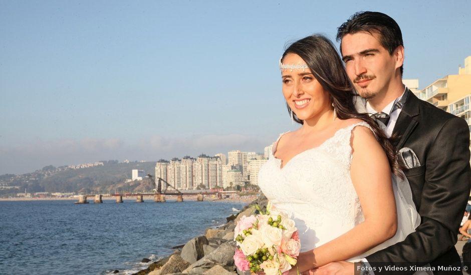 El matrimonio de Martín y Daniela en Viña del Mar, Valparaíso