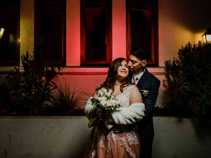 El matrimonio de Karina y Felipe