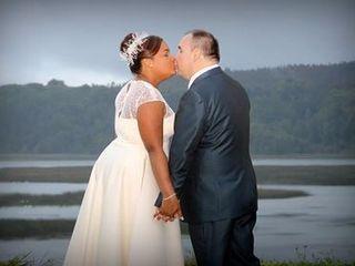 El matrimonio de Wilda y Cristian 1